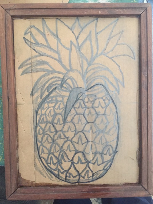PINEAPPLEDRAW